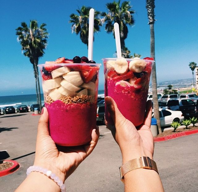 palm trees, travel, beach and summer vibes