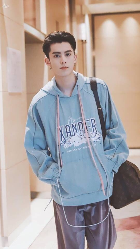 Meteor Garden Handsome Dylan Wang And Tall Image 6052928 On