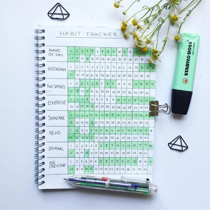 planner, journal, dream and smart