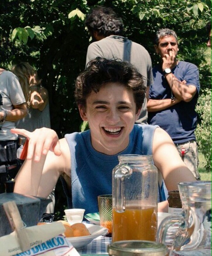 tchalamet, call me by your name, timothee and tim