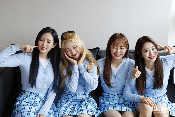 kim lip, yves, olivia hye and k pop