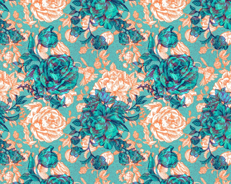 patterns, background, flowers and pattern