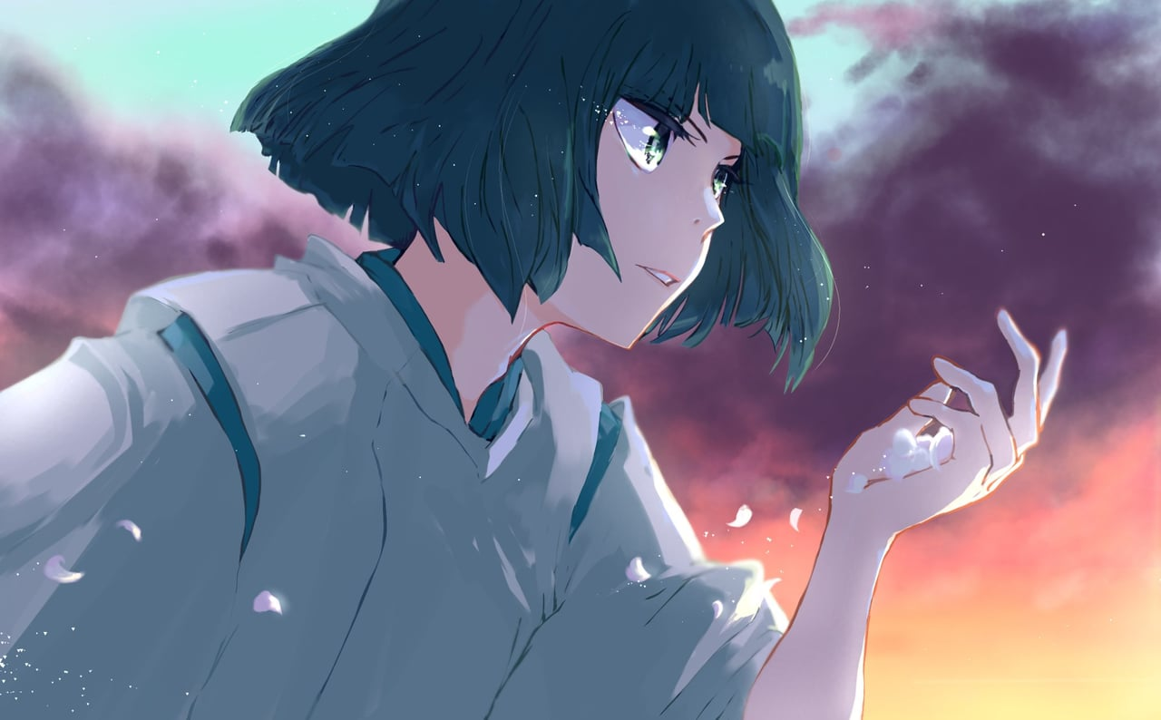 Anime Spirited Away Ghibli And Haku Image 6026617 On Favim Com