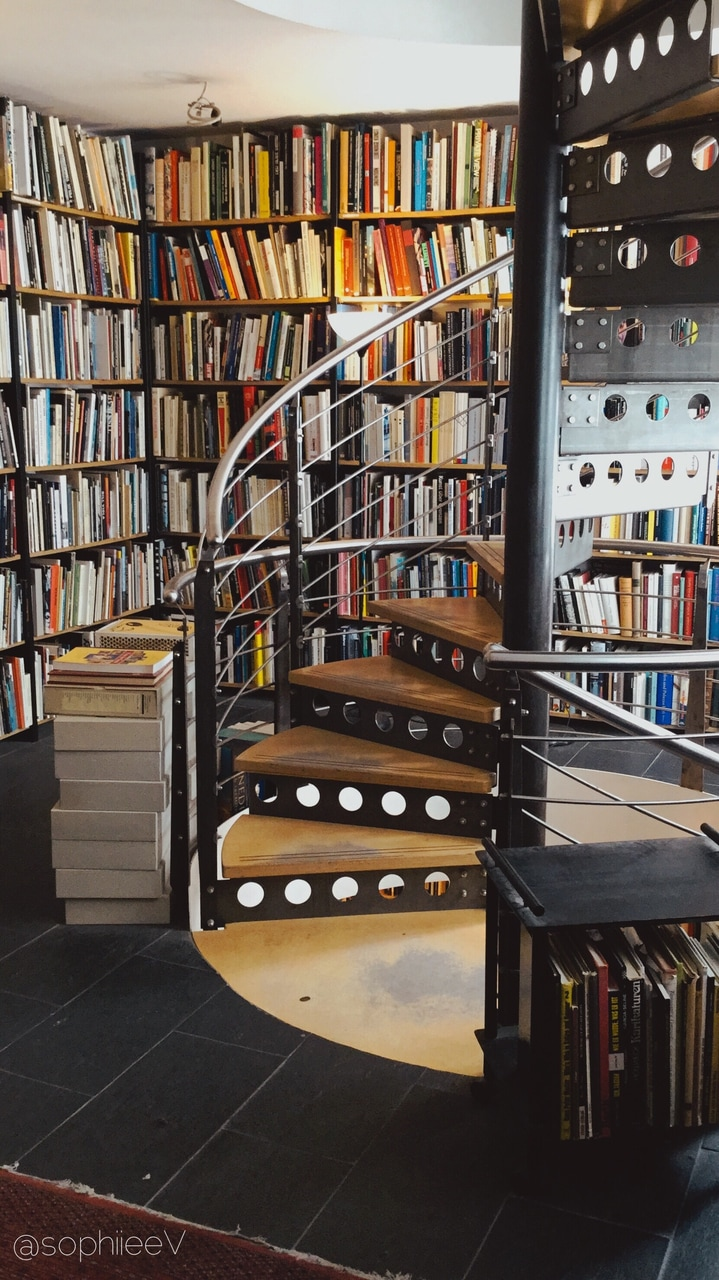 bookstore, hatry, love and second hand