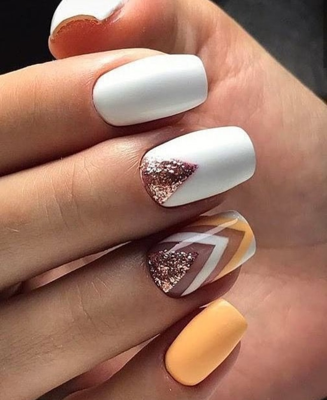 Fashion Stylish Nail Art And Nails Image 6032438 On Favim Com