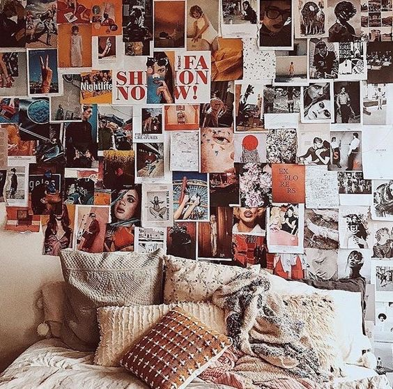 design inspiration, color, room inspiration and bed