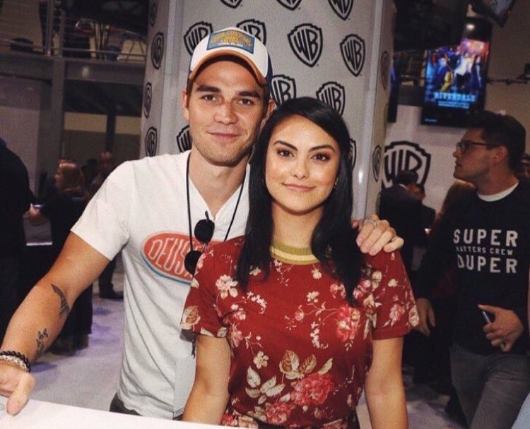 riverdale veronica lodge varchie and camila mendes image 6053989 on favim com favim
