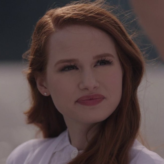 cheryl blossom icon, tv show, red head and madelaine petsch
