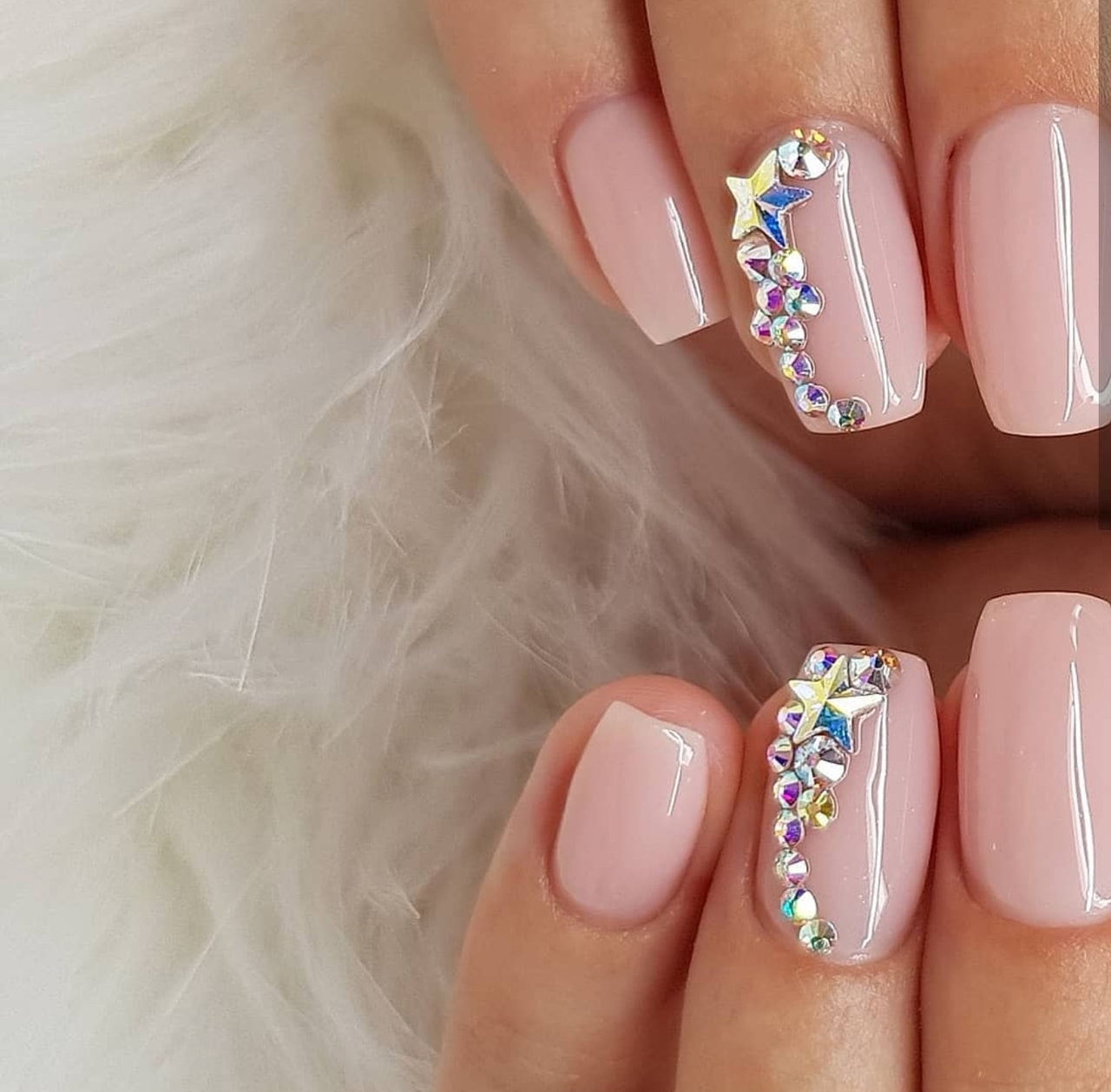 Stylish Nail Art Design And Manicure Image 6053160 On Favim Com