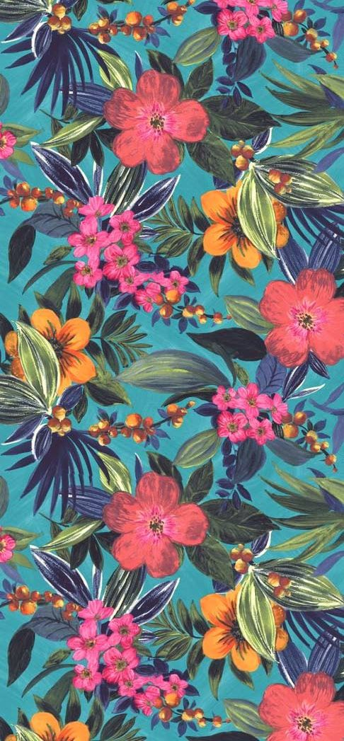 wallpaper, leaves, tropical vibes and flower tropical