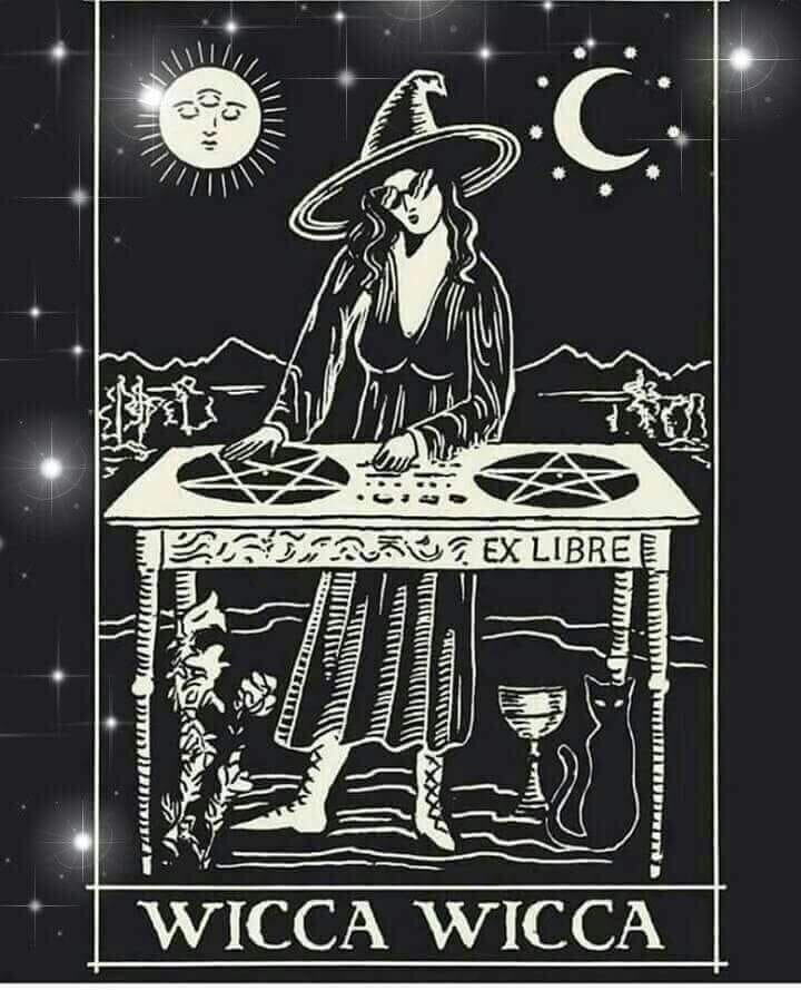 outlines, witches and spells