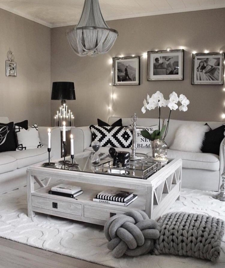 Home Black And White Decor House