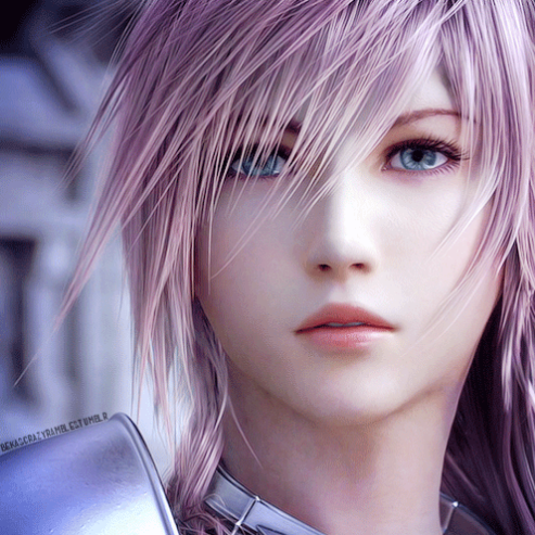 beauty, animation and final fantasy