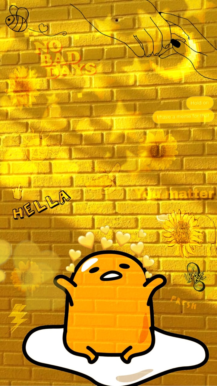 Cute Wallpaper Wallpaper Lazy Egg And Aesthetic Image 6119839