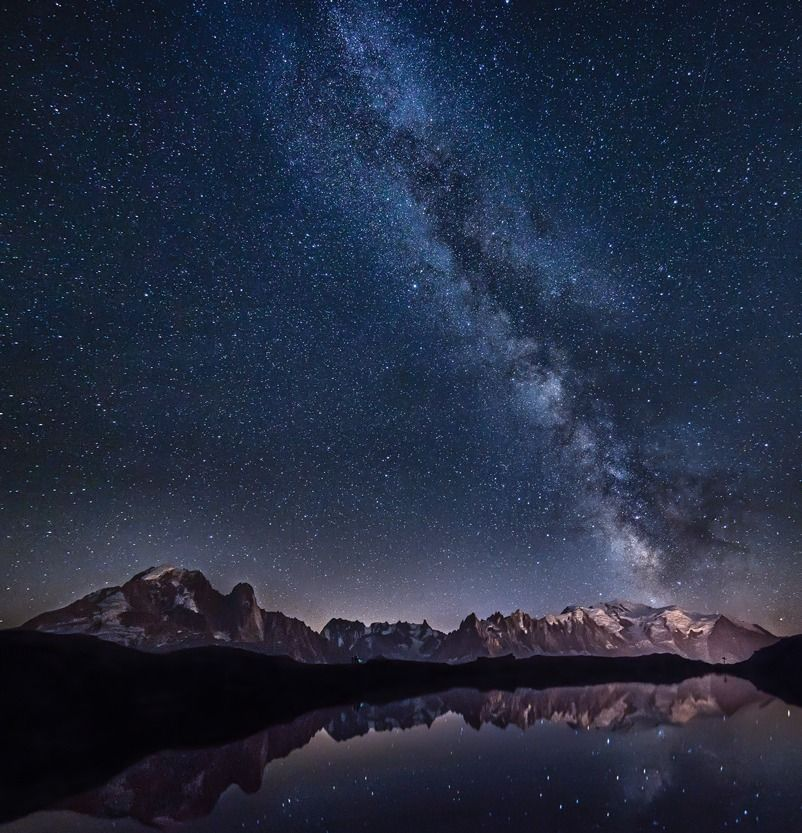 indie, milky way and travel