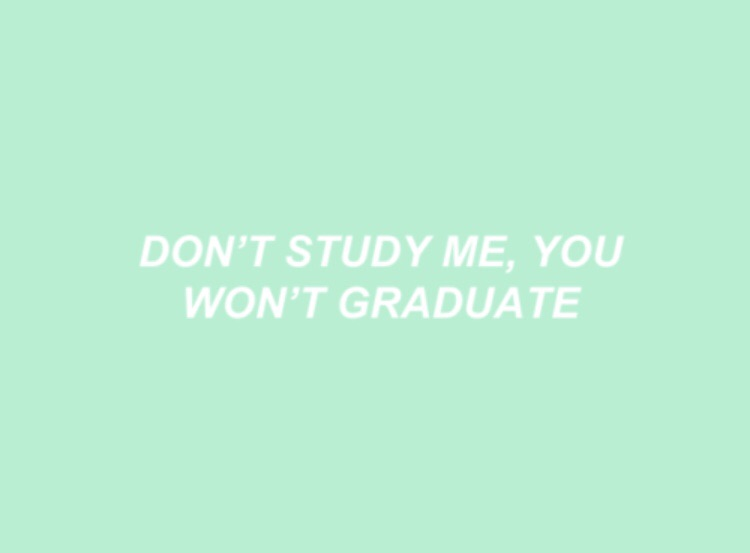 aesthetic quote mint green image on com