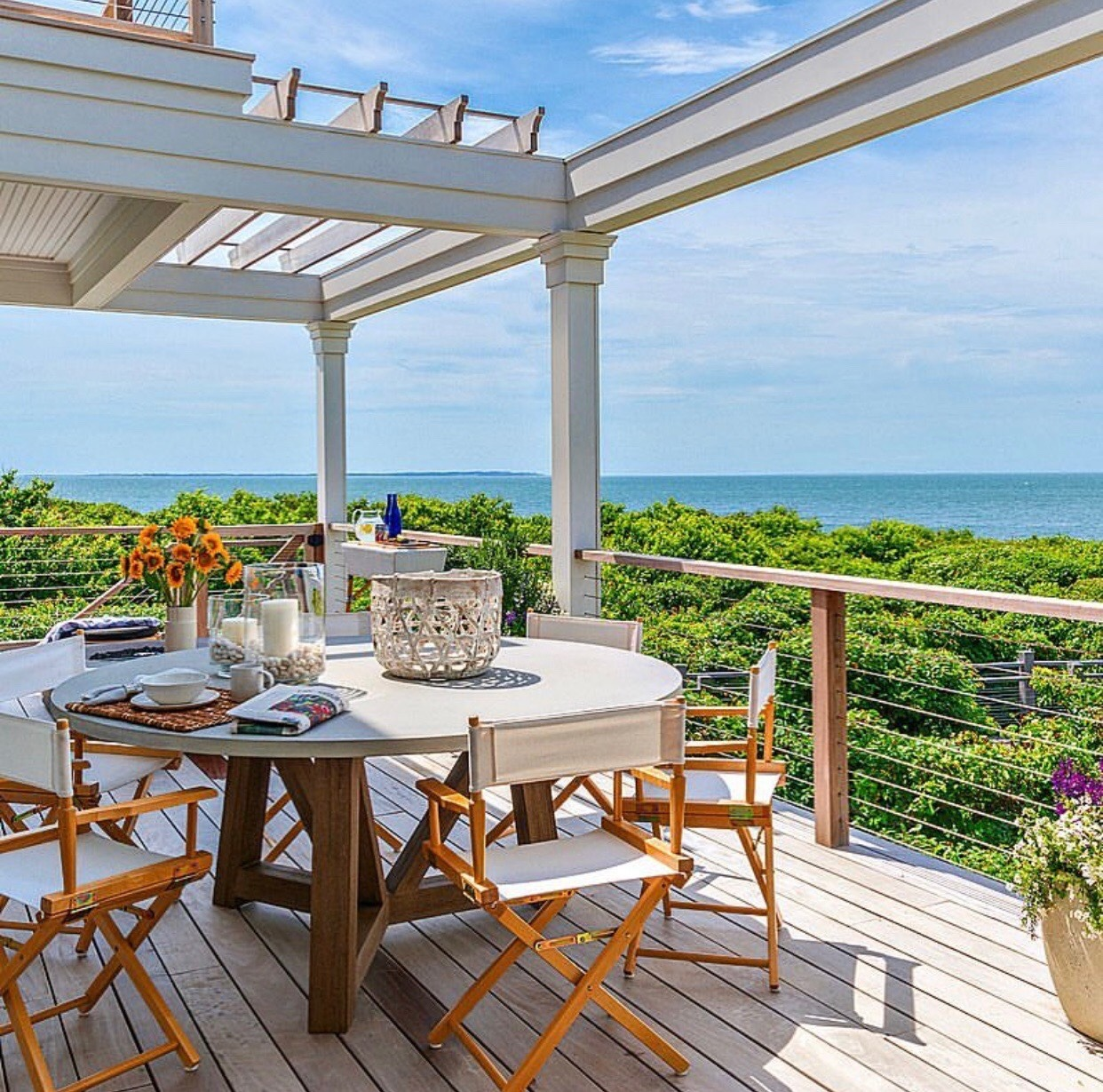 furniture, outdoor furniture, ocean views and outdoors