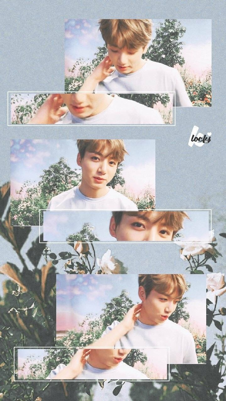 Jungkook Collage Aesthetics And Wallpaper Image 6120057 On