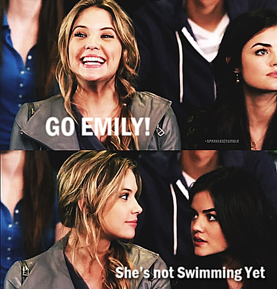 ashley benson, emily and lucy hale