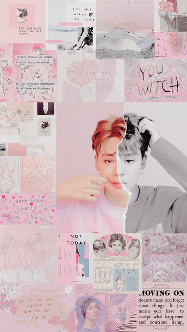 Aesthetic Bts Wallpaper Jimin Wallpaper Image 6173408 On