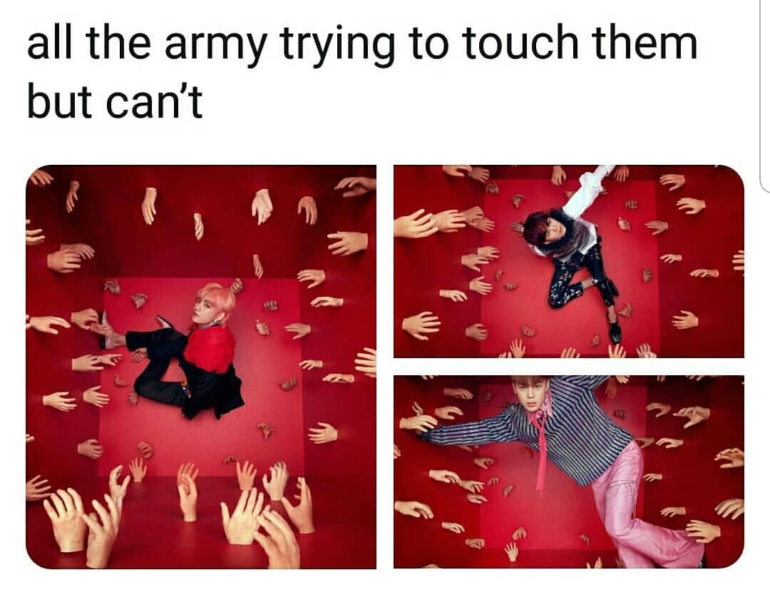 jin, bts, army meme and jimin