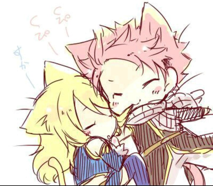 anime ship, lucy, natsu and lucy and natsu dragneel