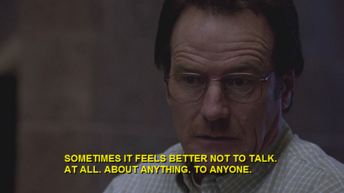bryan cranston, quote and breaking bad