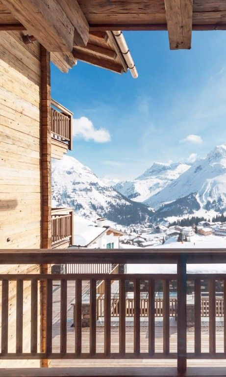 alps, winter and sport