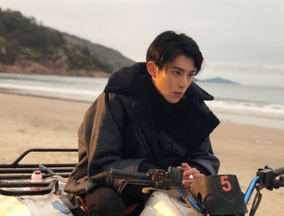 male, dylan wang, dao mingsi and dylan