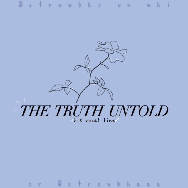 Jin Taehyung Jimin And The Truth Untold Image 6916907 On