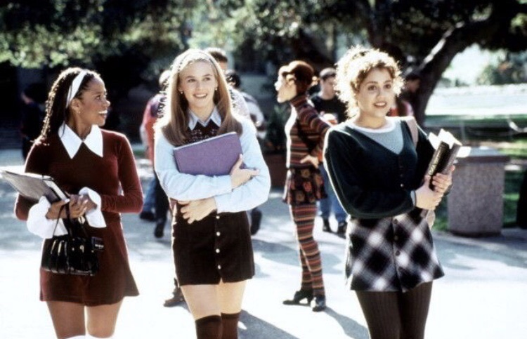 clueless, 90s, iconic looks and alicia silverstone
