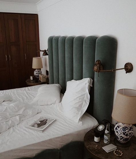 bed, dream, luxe and enjoy