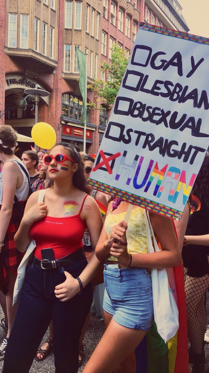 loveislove, gay, straight and asexual