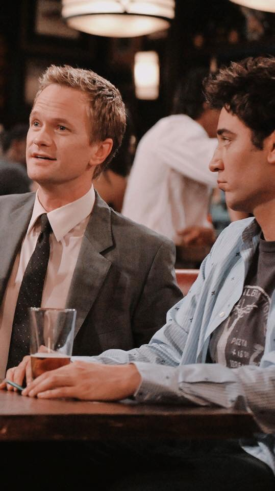 barney, how i met your mother, ted and friends