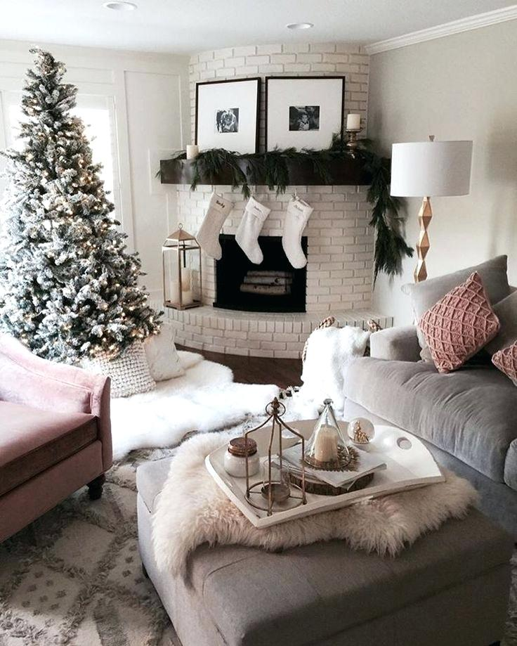 christmas tree, living room furniture, winter and living room decor