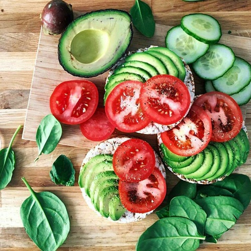 foods, cucumber, tomatoes and vegetables recipe