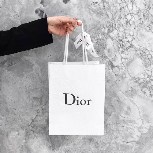 luxury, shopping and white