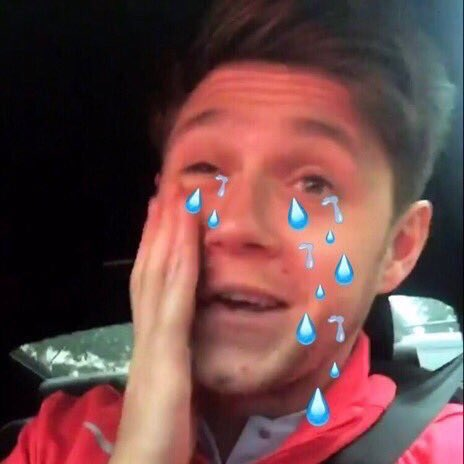 reactions, crying and one direction