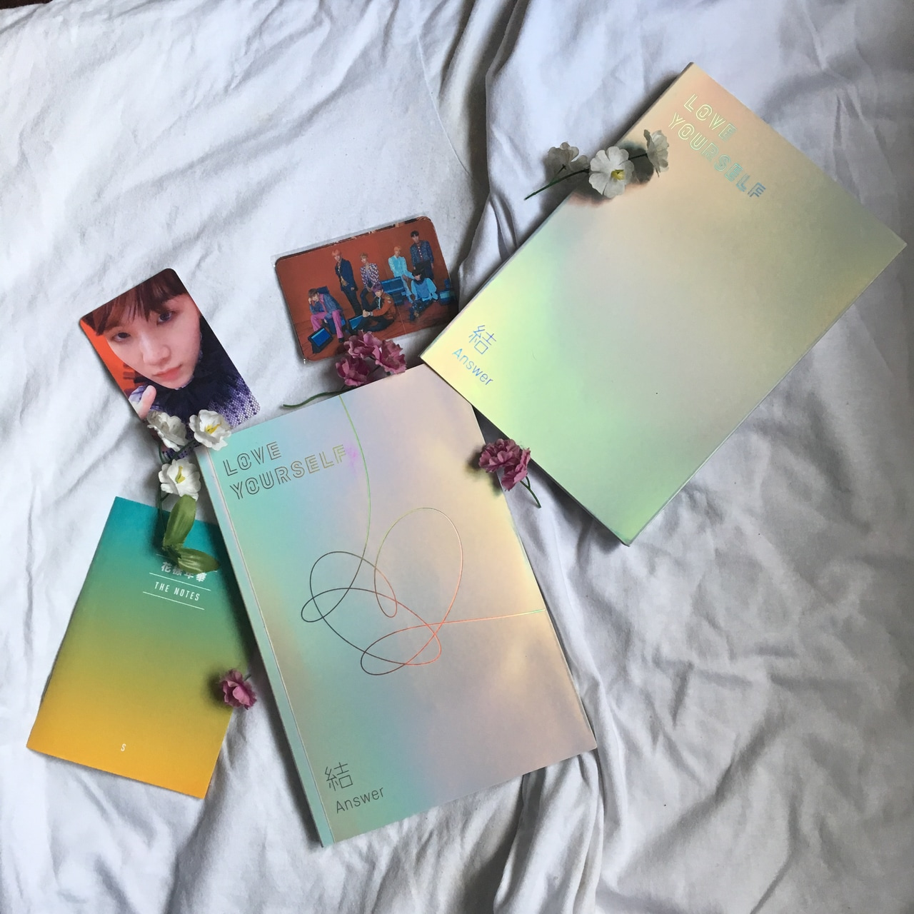 love yourself answer, love yourself, bts album and answer