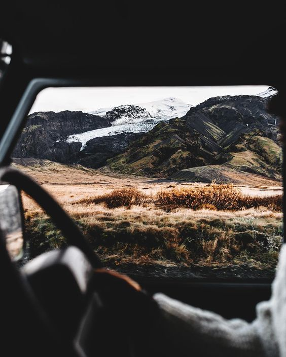 travel, drive and fall