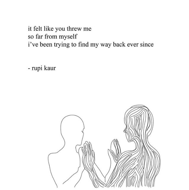 Poem Rupi Kaur I Love Myself Image 6311750 On Favimcom