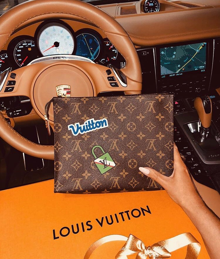 lv, car and style