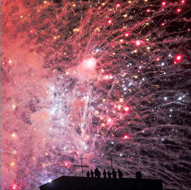 photography, fireworks and fourth of july