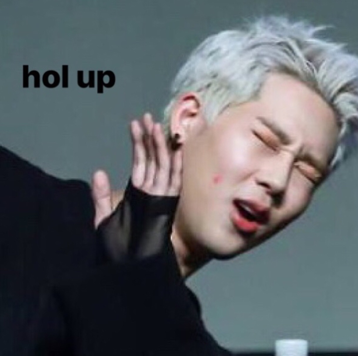 lee jooheon, reaction pic, monsta x and soft meme