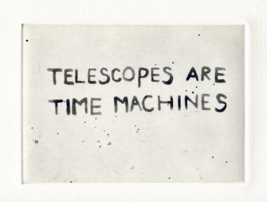 telescope, witchy and planets