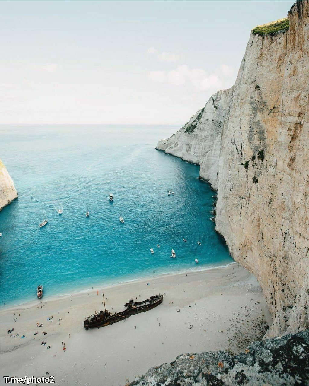 famous, greece, landscape and travel