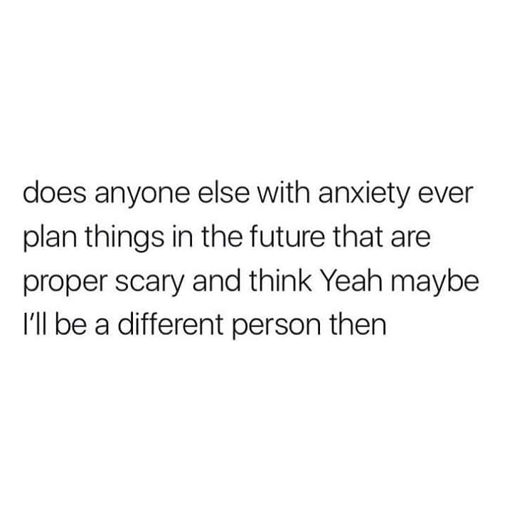 life, anxiety and girl