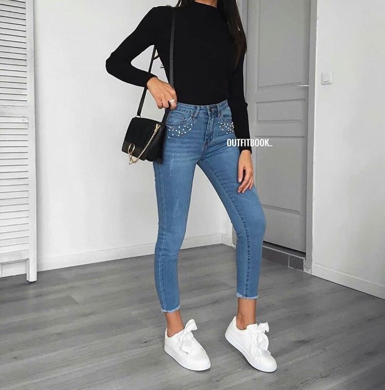 sneakers, white and style