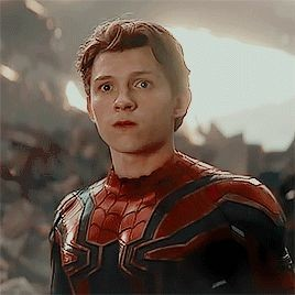 tom holland, marvel and spiderman