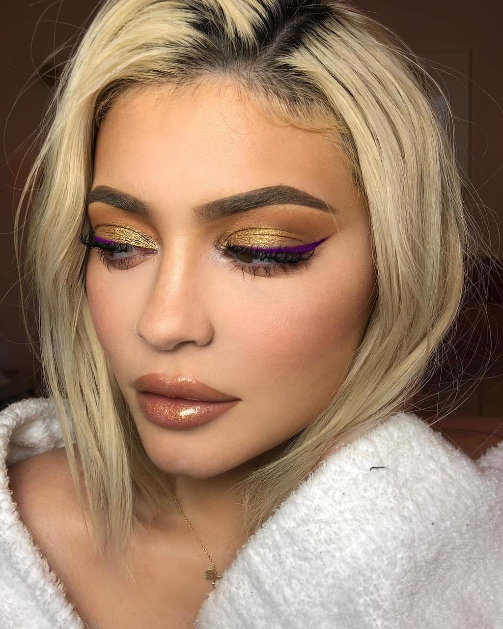 kylie jenner style, style, kylie jenner hair , image